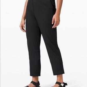Your True Trouser Lululemon 7/8 length